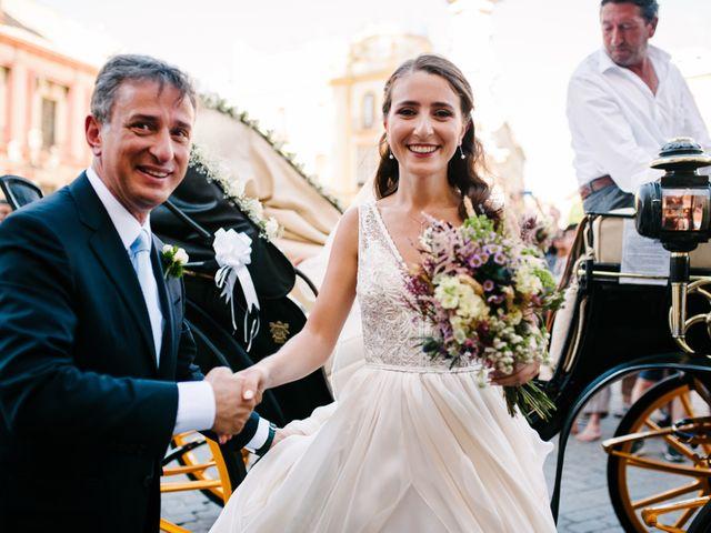La boda de Ralph y Rebecca en Sevilla, Sevilla 11