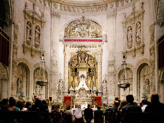 La boda de Ralph y Rebecca en Sevilla, Sevilla 12