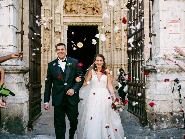 La boda de Ralph y Rebecca en Sevilla, Sevilla 13