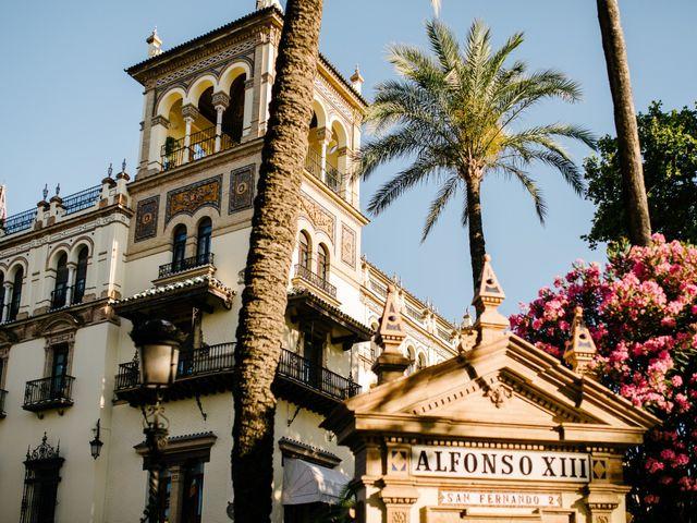 La boda de Ralph y Rebecca en Sevilla, Sevilla 16