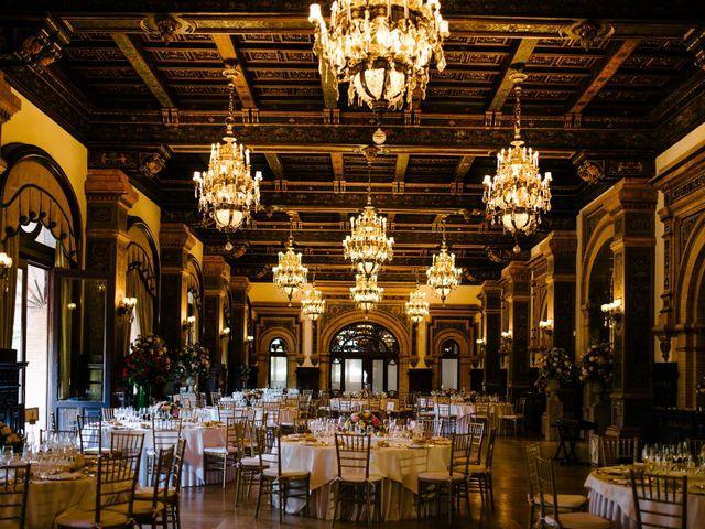 La boda de Ralph y Rebecca en Sevilla, Sevilla 20