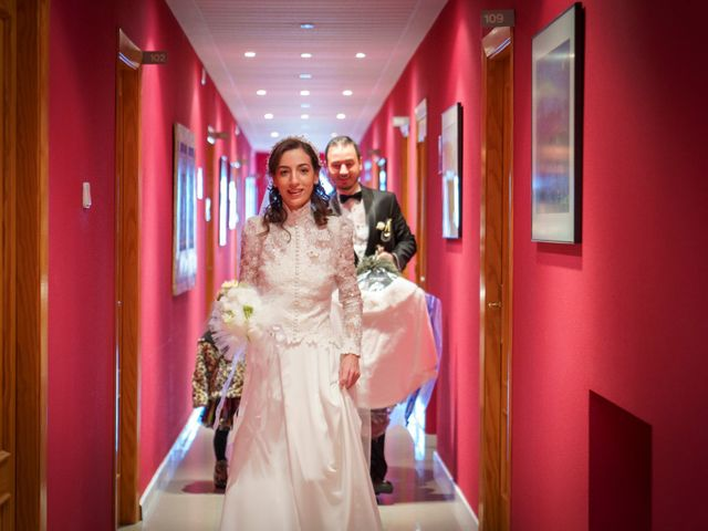 La boda de Sedef y Anchel en Calamocha, Teruel 7