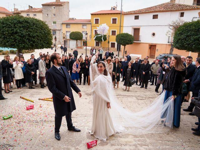 La boda de Sedef y Anchel en Calamocha, Teruel 10