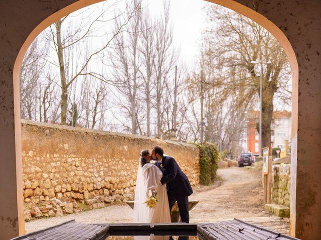 La boda de Sedef y Anchel en Calamocha, Teruel 1