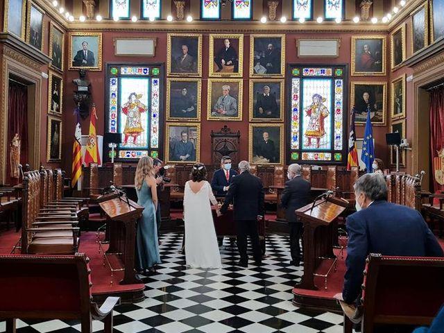 La boda de Alfonso  y Concha en Palma De Mallorca, Islas Baleares 1