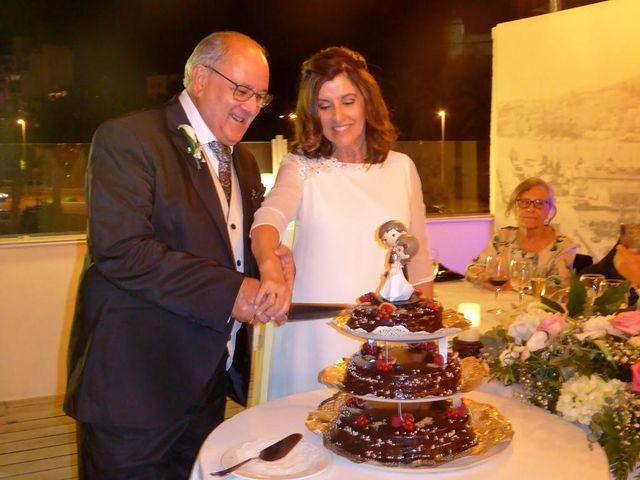 La boda de Concha y Alfonso