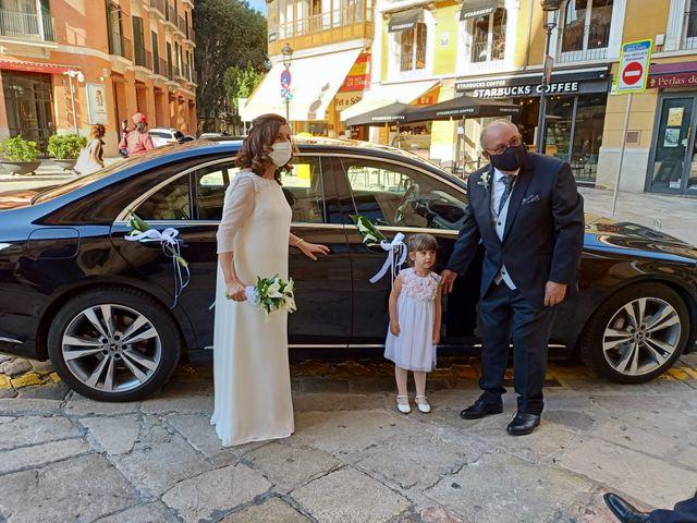 La boda de Alfonso  y Concha en Palma De Mallorca, Islas Baleares 5