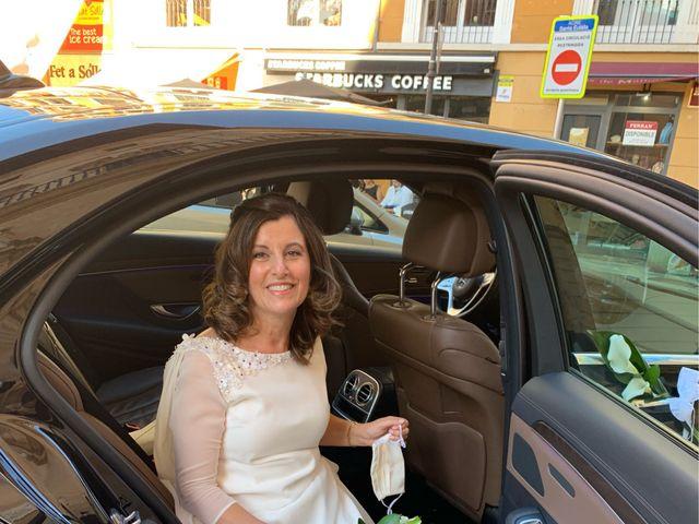 La boda de Alfonso  y Concha en Palma De Mallorca, Islas Baleares 10