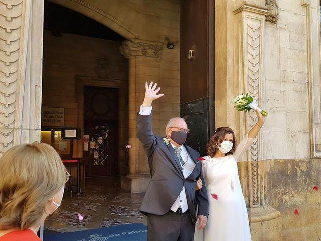 La boda de Alfonso  y Concha en Palma De Mallorca, Islas Baleares 2