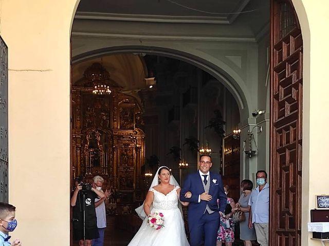 La boda de Jesús y Inma en Málaga, Málaga 6
