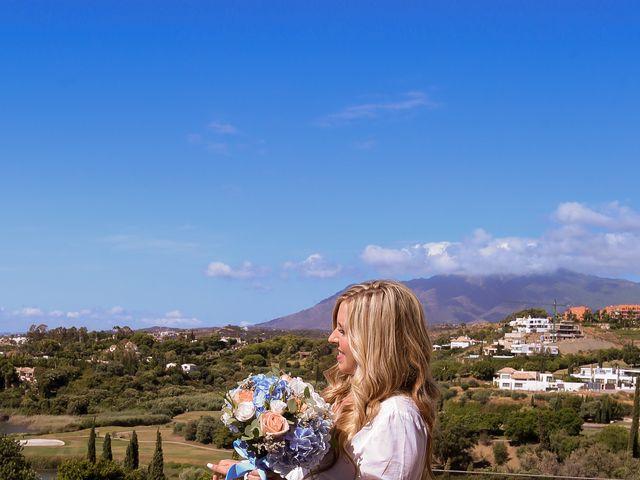 La boda de Agustin y Marisa en Benahavis, Málaga 8