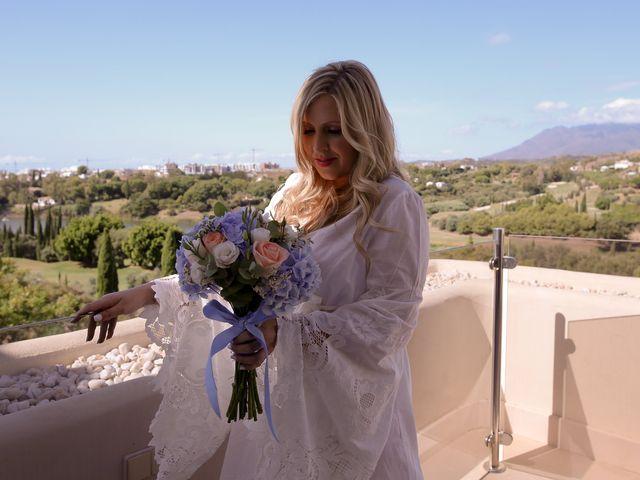 La boda de Agustin y Marisa en Benahavis, Málaga 10