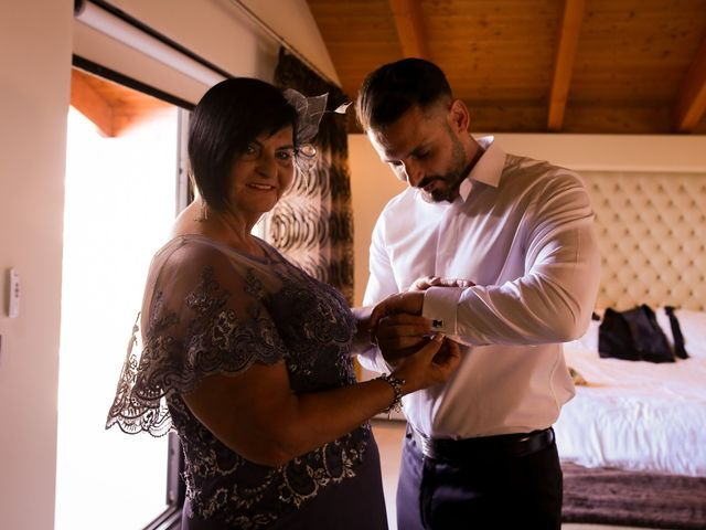 La boda de Agustin y Marisa en Benahavis, Málaga 16