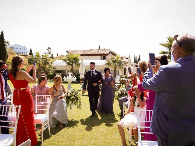 La boda de Agustin y Marisa en Benahavis, Málaga 20