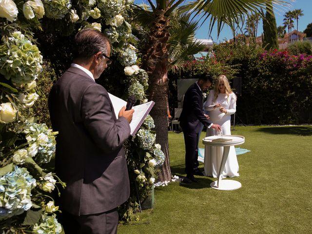 La boda de Agustin y Marisa en Benahavis, Málaga 23