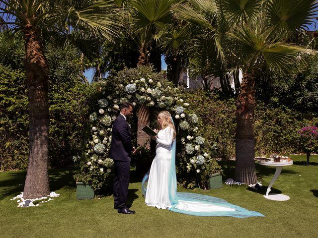 La boda de Agustin y Marisa en Benahavis, Málaga 25