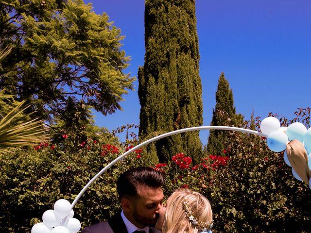 La boda de Agustin y Marisa en Benahavis, Málaga 28