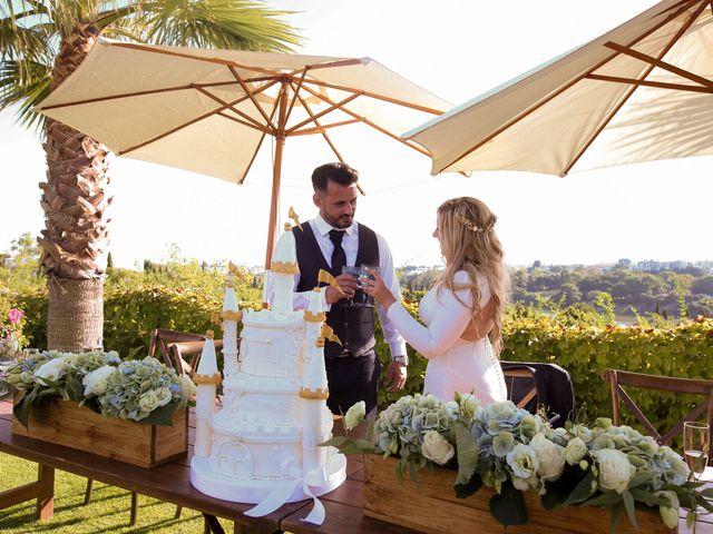La boda de Agustin y Marisa en Benahavis, Málaga 31