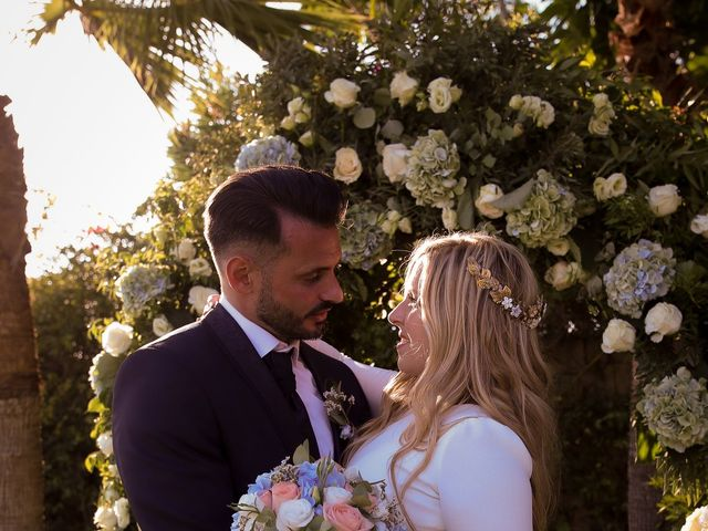 La boda de Agustin y Marisa en Benahavis, Málaga 32