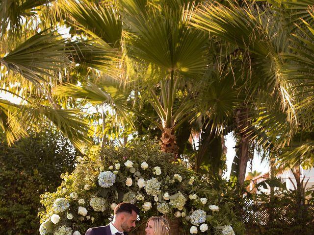 La boda de Agustin y Marisa en Benahavis, Málaga 33