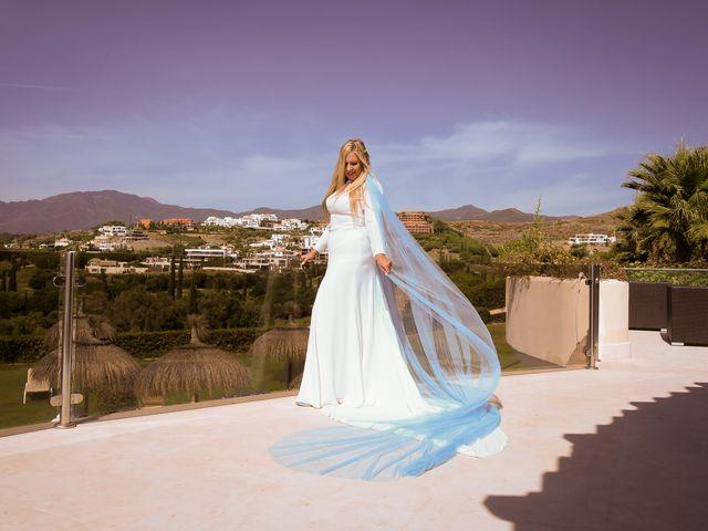 La boda de Agustin y Marisa en Benahavis, Málaga 35