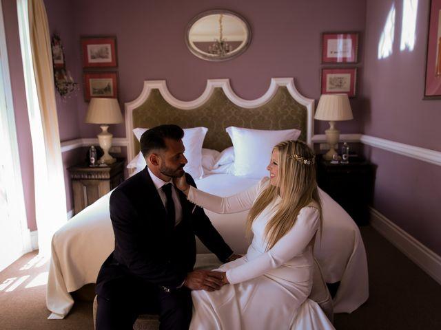 La boda de Agustin y Marisa en Benahavis, Málaga 38