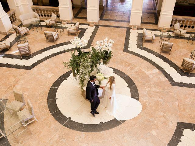 La boda de Agustin y Marisa en Benahavis, Málaga 40