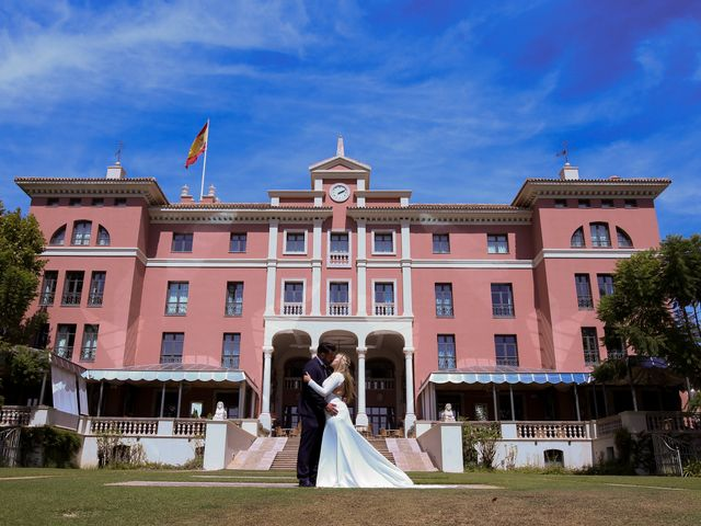 La boda de Marisa y Agustin