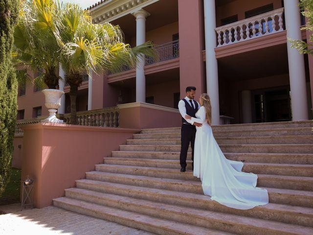 La boda de Agustin y Marisa en Benahavis, Málaga 47