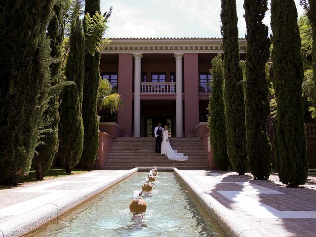 La boda de Agustin y Marisa en Benahavis, Málaga 48