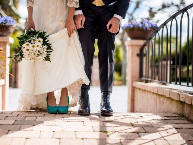 La boda de Daniel y Bárbara en Cerceda, Madrid 4