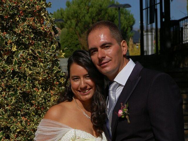 La boda de Javi y Lorena en Guadarrama, Madrid 13
