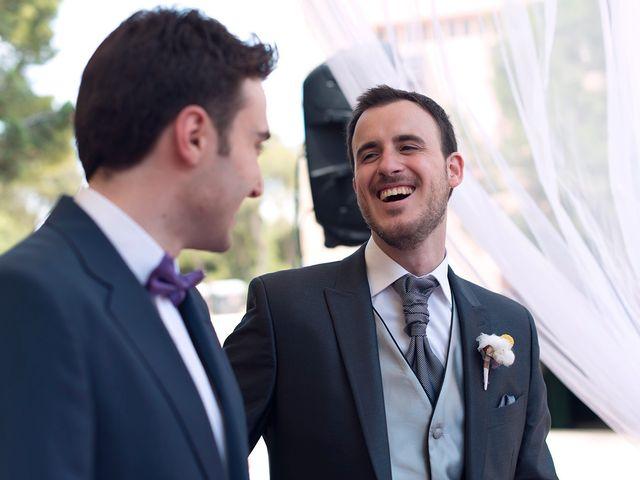 La boda de Ismael y Ivana en Torrent, Valencia 2