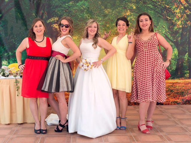 La boda de Ismael y Ivana en Torrent, Valencia 4