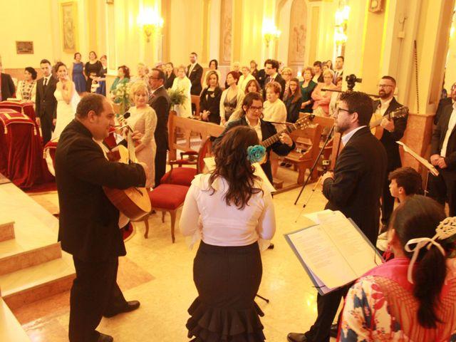La boda de Sonia y Rubén  en Alzira, Valencia 9