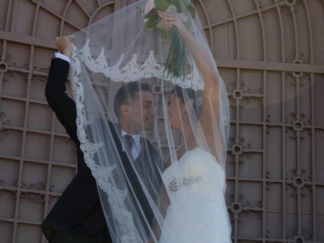 La boda de Sonia y Rubén  en Alzira, Valencia 10