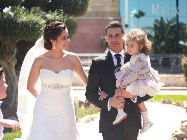 La boda de Sonia y Rubén  en Alzira, Valencia 17