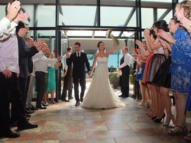 La boda de Sonia y Rubén  en Alzira, Valencia 18
