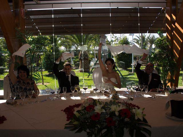 La boda de Sonia y Rubén  en Alzira, Valencia 20