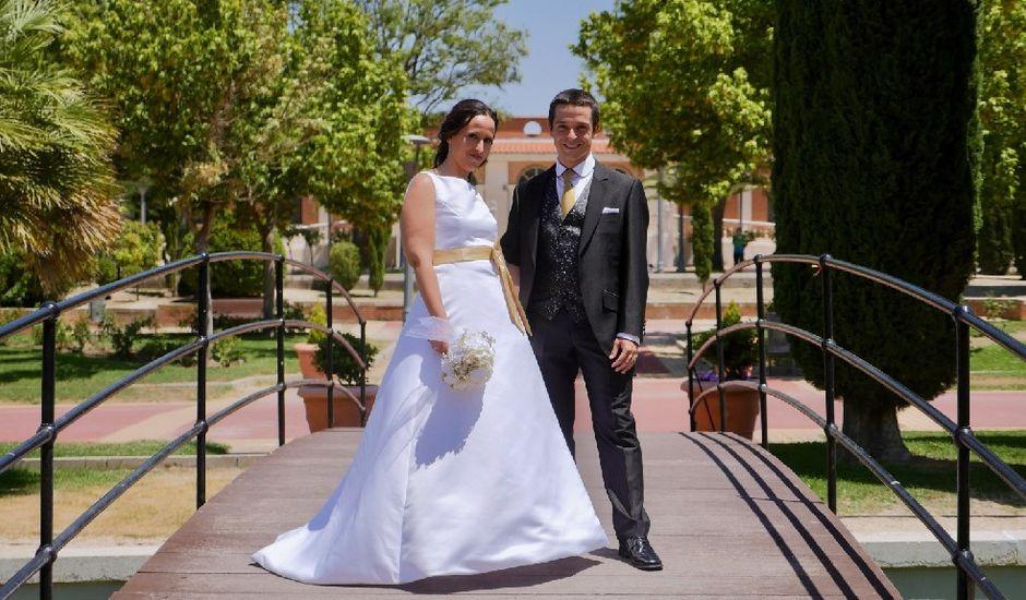 La boda de Daniel y Susana en Getafe, Madrid