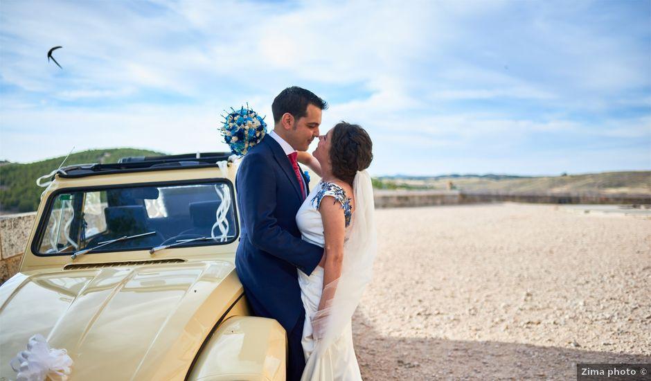 La boda de Breogán y Raquel en Ucles, Cuenca
