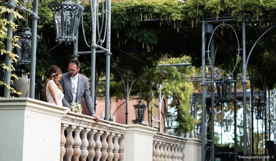 La boda de Antoni y Sara en Marbella, Málaga