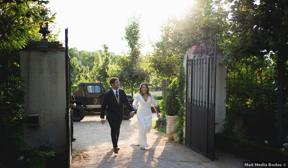 La boda de Victor y Paula en Segovia, Segovia