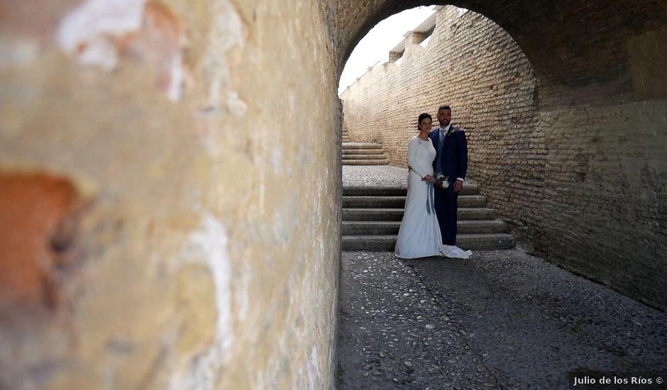 La boda de Cristina y Sergio en Villanueva Del Ariscal, Sevilla