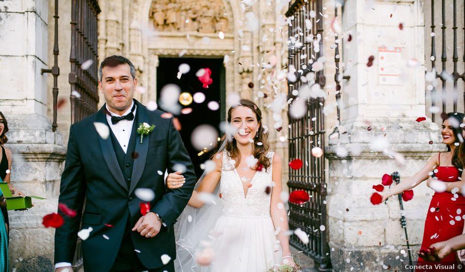 La boda de Ralph y Rebecca en Sevilla, Sevilla