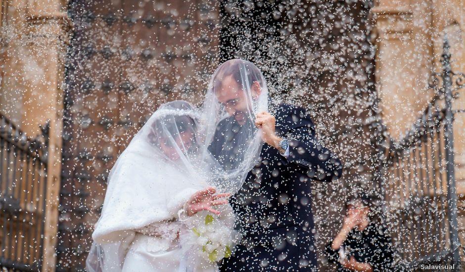 La boda de Sedef y Anchel en Calamocha, Teruel
