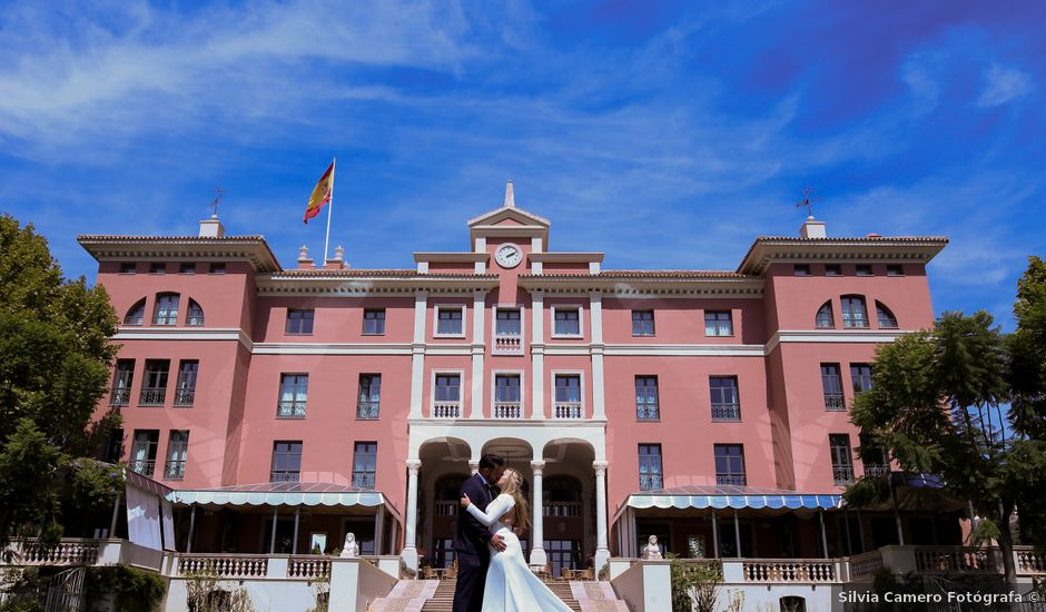 La boda de Agustin y Marisa en Benahavis, Málaga
