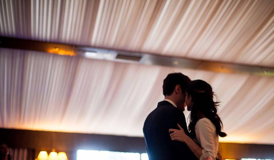 La boda de Daniel y Bárbara en Cerceda, Madrid