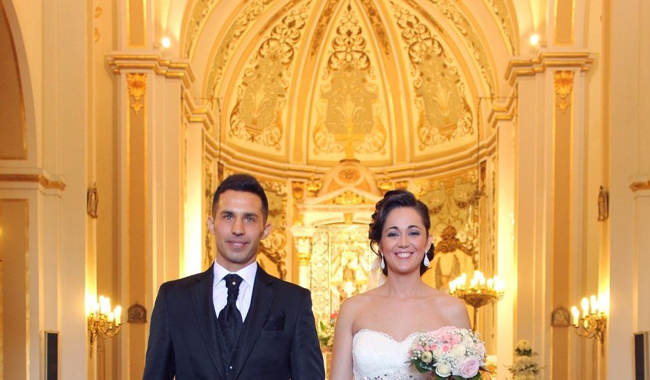 La boda de Sonia y Rubén  en Alzira, Valencia