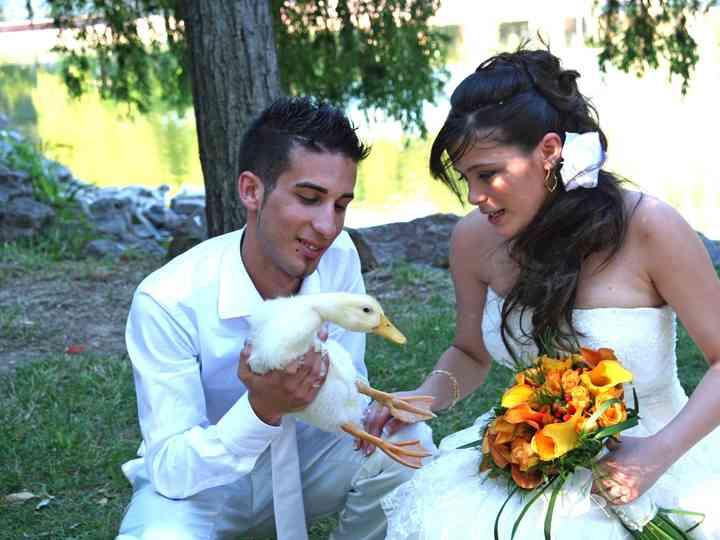 La boda de Sheila y Miguel